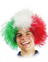 Italiaanse supporter pruik