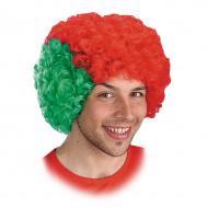 Portuguese supporter pruik