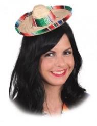 Mini sombrero voor volwassenen