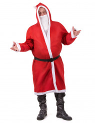 Volwassen kerstman pak