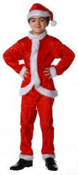 Kerstman pak voor jongens