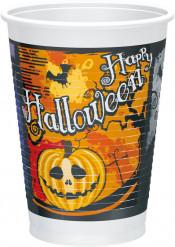 Set van Halloween bekers