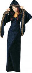 Halloween priester kostuum voor dames