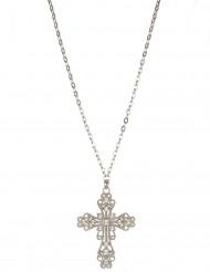 Ketting met Gotische kruis voor volwassenen