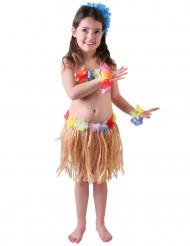 Meisjes hawaii kostuum
