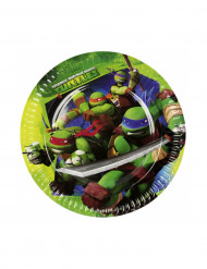 Set van 8 Ninja Turtles™ borden