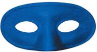 Blauw halfmasker voor kinderen
