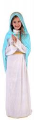 Verkleedkostuum Maria voor meisjes Kerst