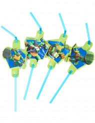 Set van Ninja Turtles™ rietjes