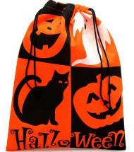 Halloween snoepjes zak