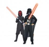 Duo Darth Vader™ en Darth Maul™ kostuums voor kinderen