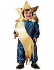 Verkleedkostuum ster voor baby's Kerst