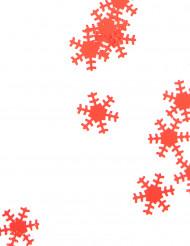Rode kerst confetti