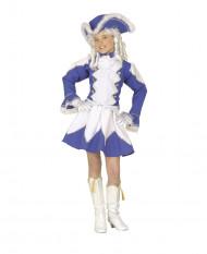 Blauw dansmarietje voor meisjes