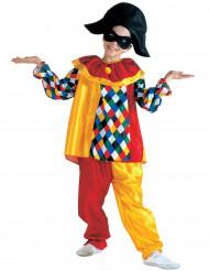 Harlekijn kostuum voor kinderen