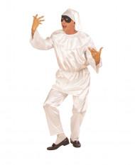 Pulcinella kostuum voor volwassenen