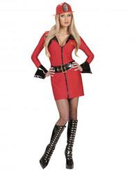 Sexy brandweren outfit voor dames