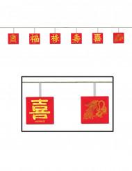 Chinees Nieuwjaar slingers