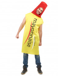 Mayonnaise outfit voor volwassenen