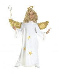Verkleedpak engelen ster voor kinderen