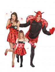 Familie Kostuums Lieveheersbeestje