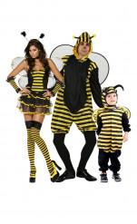 Familie Kostuums Bijen