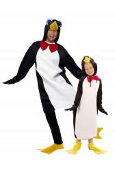 Vader en zoon Pinguin