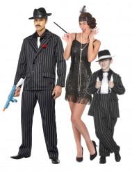 Charleston gangster familie kostuums