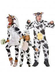 Familie Koe Kostuums