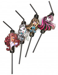 8 Monster High 20™ rietjes