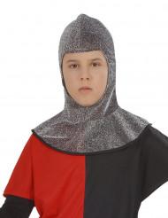 Middeleeuwse ridder kap voor kinderen