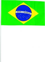 20 Braziliaanse vlaggetjes