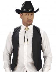 Cowboy stropdas voor volwassenen