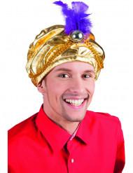Sultan hoed voor volwassenen