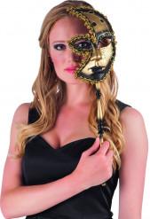 Venetiaans halfmasker voor volwassenen