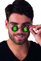 Ronde dollar bril voor volwassenen