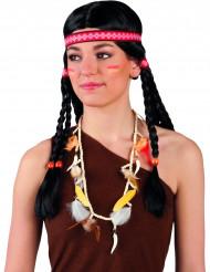 Halssnoer Indianen squaw