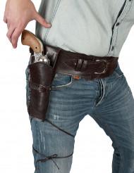 Cowboy riem voor volwassenen