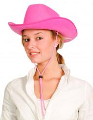 Roze Sherif hoed
