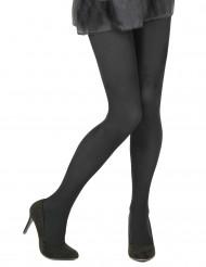 Zwarte panty's