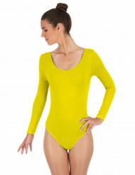 Gele body voor volwassenen