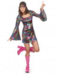 Disco kostuum voor vrouwen