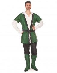 Sprookjes boswachter outfit voor volwassenen
