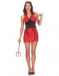 Duivelin kostuum voor vrouwen