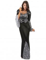 Gotische vampier kostuum voor vrouwen
