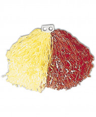 Spaanse supporter pompon