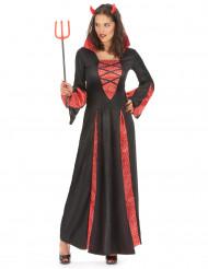 Duivelin Halloween kostuum voor dames
