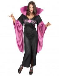 Verkleedkostuum spin voor dames Halloween outfit