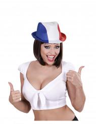 Rood, wit, blauw hoed voor volwassenen