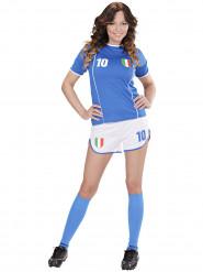 Italiaanse voetbal pak